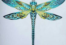 Dragonflies and things with wings