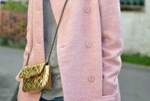 Abrigos De Color Rosa