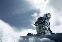 snow boerding