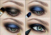 SHERLOCKED / Ideas for the convention, mainly nail and eye make up.