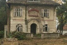 Abandoned Mansion's/Plantations/Buildings