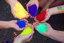 Colour run! / by Kaitlyn Azurdia