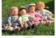 Meine Dreikäsehoch Puppen 2016
