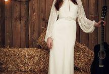 Vestidos de Noiva Boho