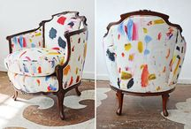 Upholstery Inspiration / by Luisa Weiss