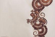 henna paperart