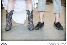 Wedding Shoe Photos