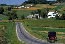 Amish/Lancaster, Pennsylvania / by Jessica Schofield-Huie