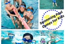 Pool Games / Games for the pool the whole family will love!