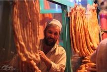 Non awesomeness / Unique Uzbeki bread