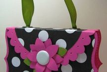 CRAFTS - tags, bags, boxes / by Kathy Turner