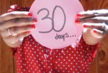 Alt Summit Countdown / My countdown to Alt Summit Summer 2015. Just 30 days away! Yay!