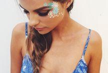 Face Paint Hippy
