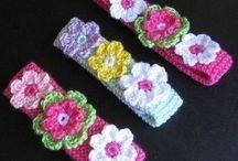 Flowery heasband