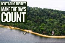 """Just Bocas del Toro / Favorite #Travel and #Beach quotes """"Bocatized"""".  Mejores frases de #Turismo y #Playas al estilo Bocas del Toro.  Go ahead and share! Comparten!"""