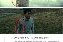 hogwarts laughs / lol