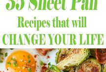 sheetpan recipes