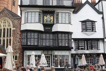 Things we love in Exeter