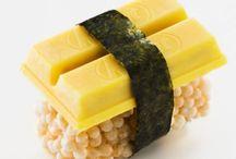festa japonesa.. doces e bolos