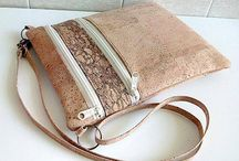 Cork Projects / Inspiration for using Cork Fabrics