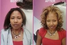 Make up, Eyelashes & Eyebrows