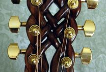 Luthier - headstocks
