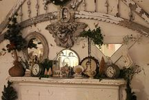 Salvage Christmas / Architectural salvage and reclaimed Christmas ideas from SalvoWEB