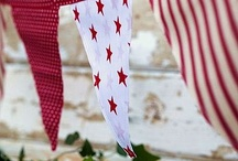 Patriotic Crafts and Decor / by Melissa Packer