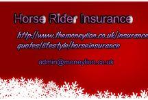 horse rider insurance
