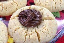 nutellali kurabiye