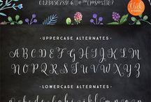Typography / Font, tips, tutorial, etc.