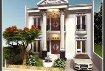 Jasa Arsitek Rumah Di Jakarta / Desain Rumah Mewah
