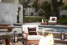Outdoor Fire Pits / Outdoor fire pits for entertaining and every day living.