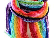 sciarpe e maglia