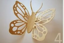 PAPER CRAFTS- ANIMALS and DOLLS