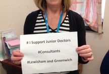 Lewisham and Greenwich Consultants / Consultants at #LewishamandGreenwich who support #juniordoctors