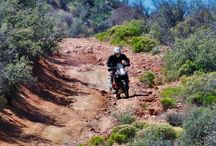 Off-Road Riding Tips / Tips for riding dual sport, adventure bike and dirt bikes off-road.