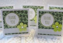 Note Cards, Mini Cards, Small Cards