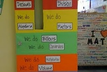Teaching-bulletin boards / by Melanie Johnson