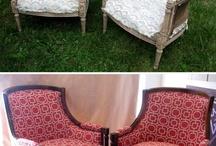 Upholstering