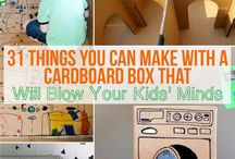 Kids Create / For the kids to play or create