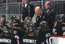 Parenting An Athlete / Suggestions for parenting young athletes - especially hockey players