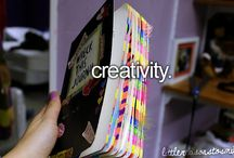 Creativity and inovation / by Ariana Amorim