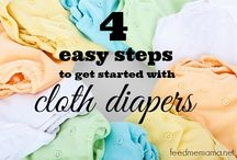 Cloth Diapers! / by Kacey Lambdin