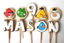 Cookies, cakes