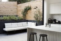 Inspiration || Indoor-Outdoor Living / ANYWHERE is Alternative's new hybrid flooring designed for indoor-outdoor living! Any place, any time... this clever collection of contemporary sisal-style carpet and rugs is perfect for all occasions, whatever the weather. Get inspiration from those 20 Indoor-Outdoor spaces to fall in love with!