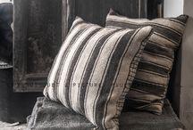 Lovely Linens / Beautiful fabrics