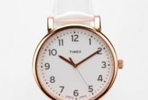 Watches / watches, time-pieces, horloges, clocks