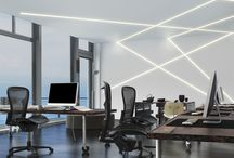 PureEdge Lighting: Office / Pure Lighting Office lighting projects