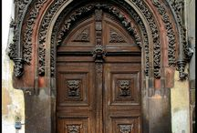 Doors / Hradcany, Prague.